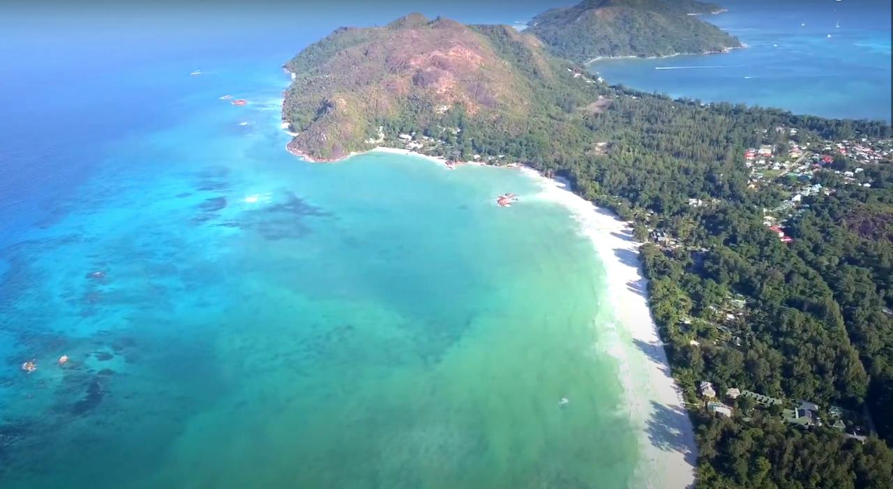 Plage Seychelles - Anse Volbert