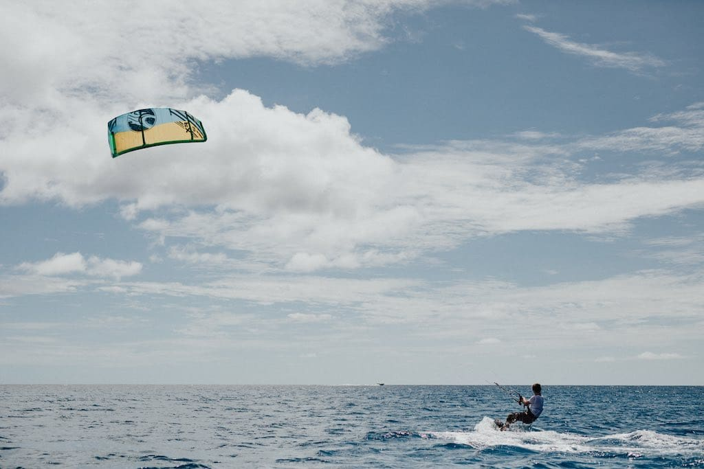 Kite Surf Grenadines