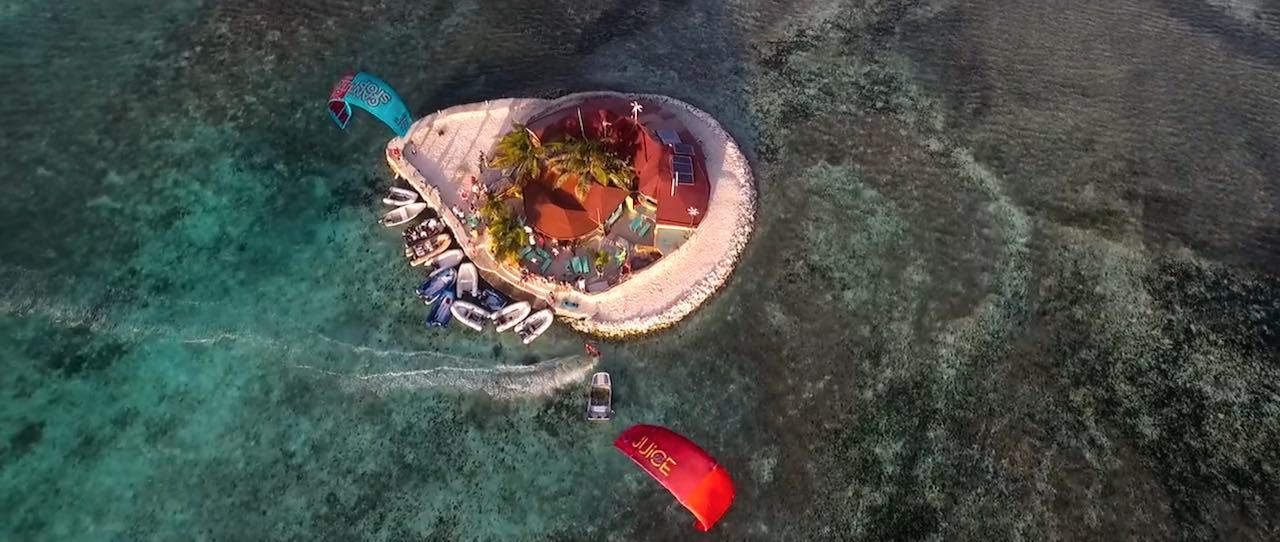 Croisiere Kitesurf Grenadines