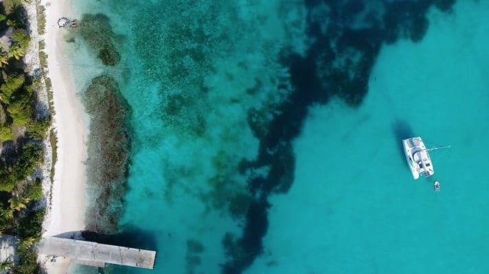 Croisiere Tobago Cays