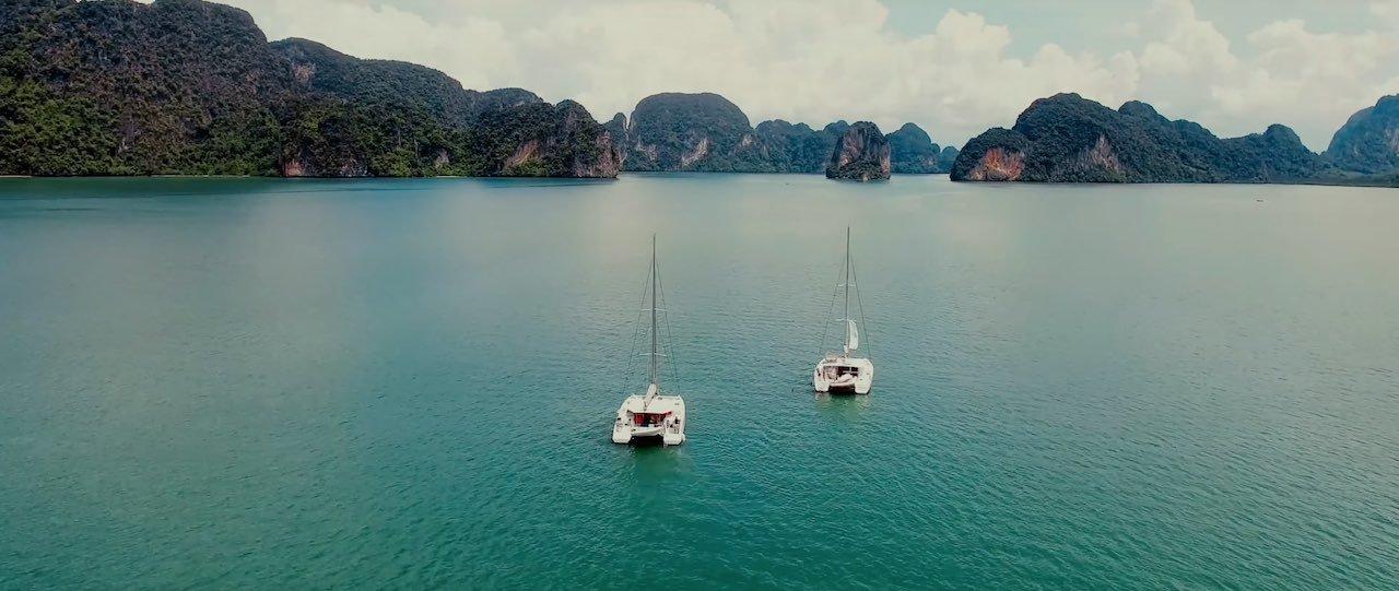Croisière Catamaran Thaïlande Naviguez