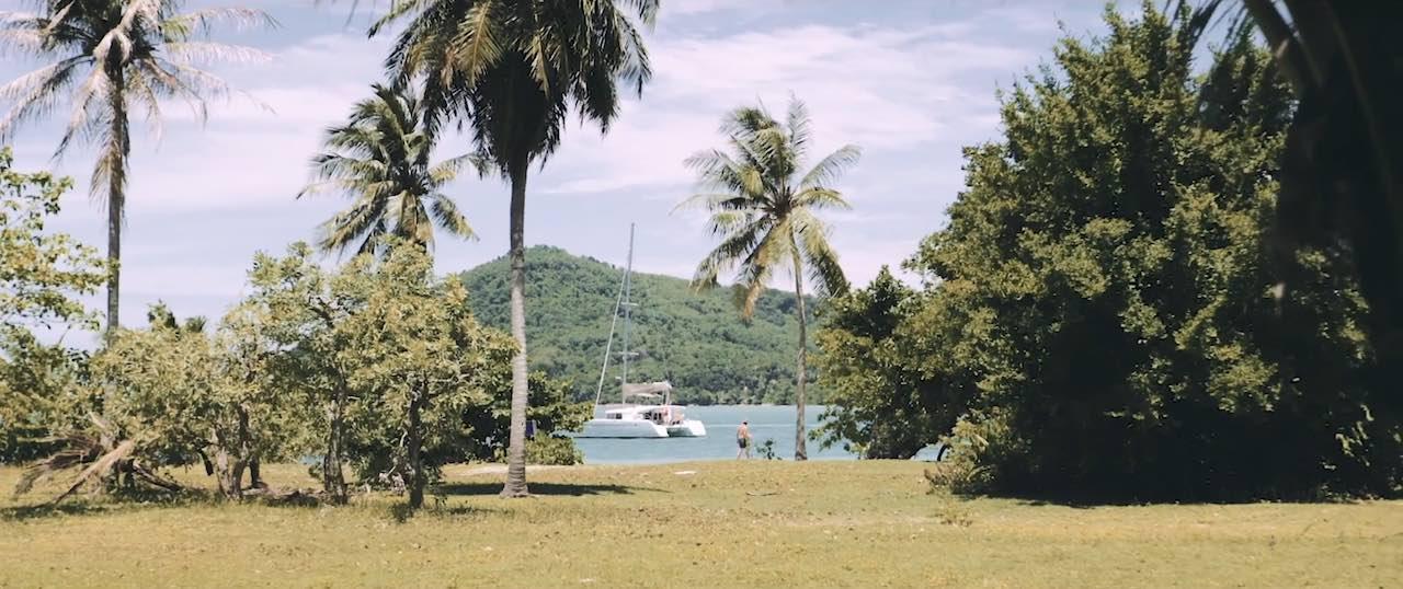 croisière catamaran Thaïlande découvrez