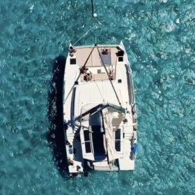 Croisière catamaran Tobago Cays