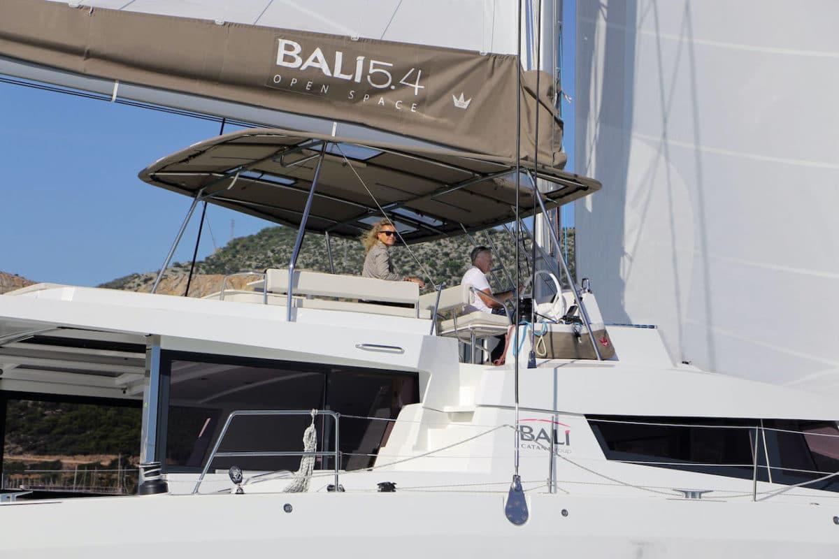 Bali 5.4 navigation