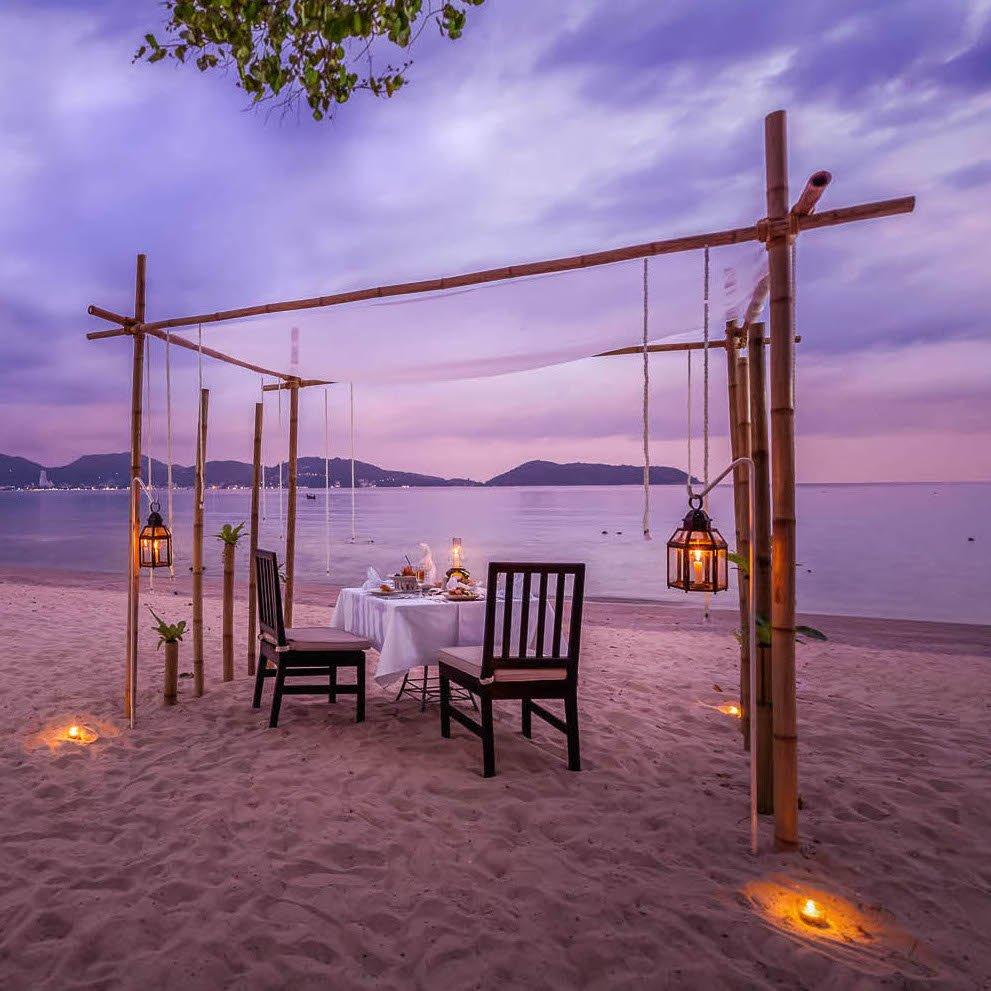 Croisière Catamaran Thaïlande Diner