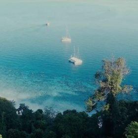Croisière Catamaran Thaïlande Koh Yao Noi