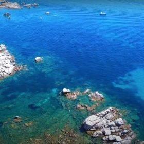 Croisière Corse Sardaigne Iles Lavezzi