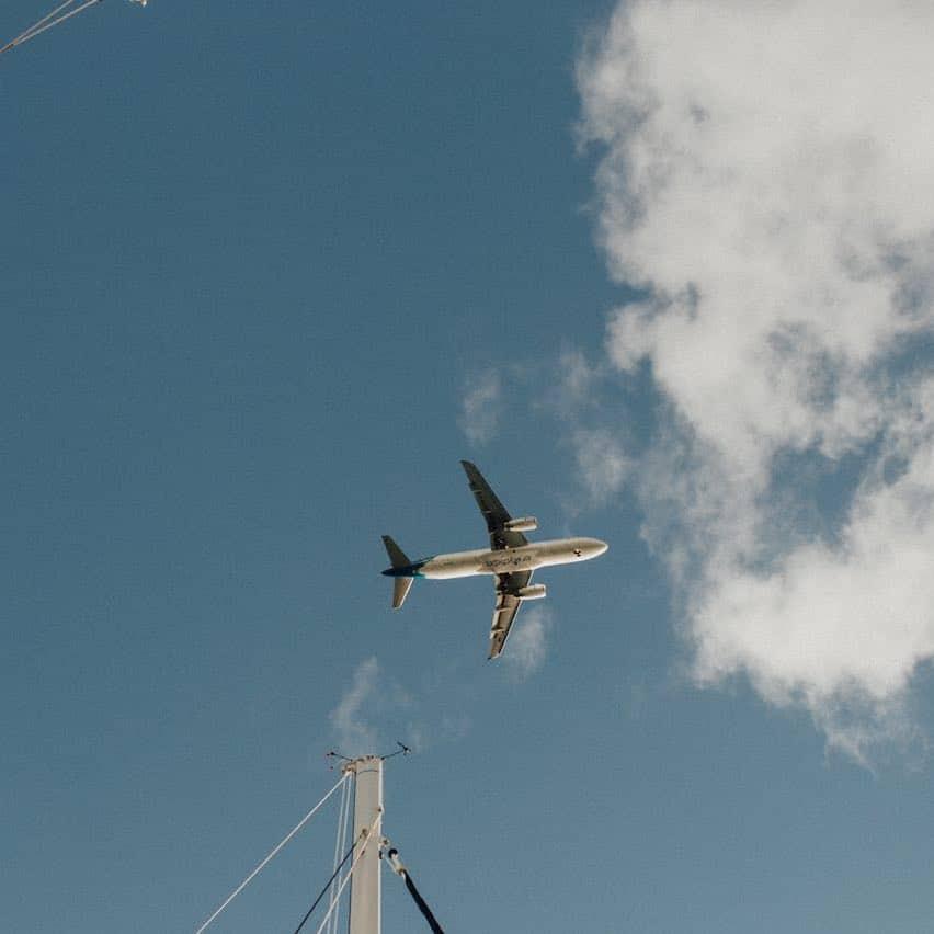 Croisière catamaran vol