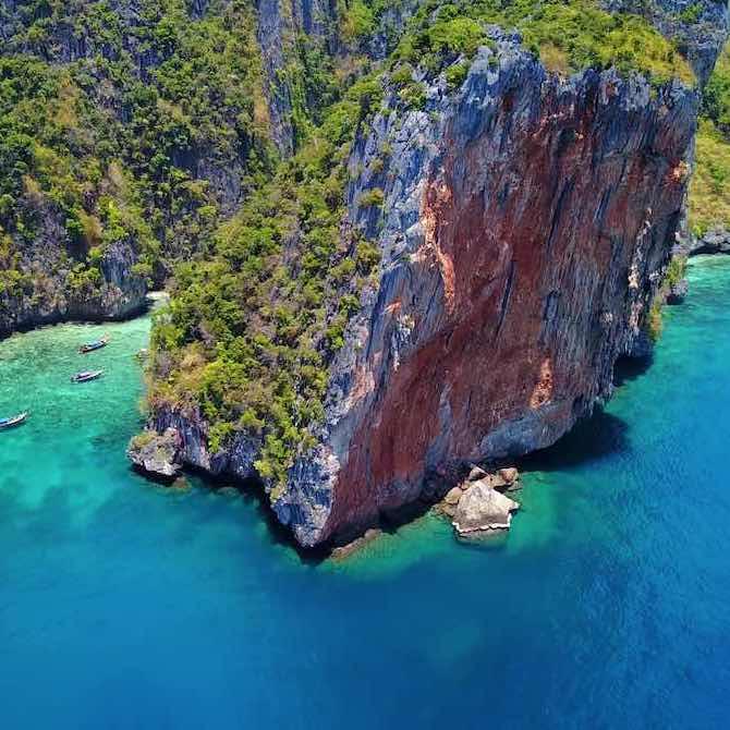 Croisière catamaran Thaïlande Koh Phi Phi