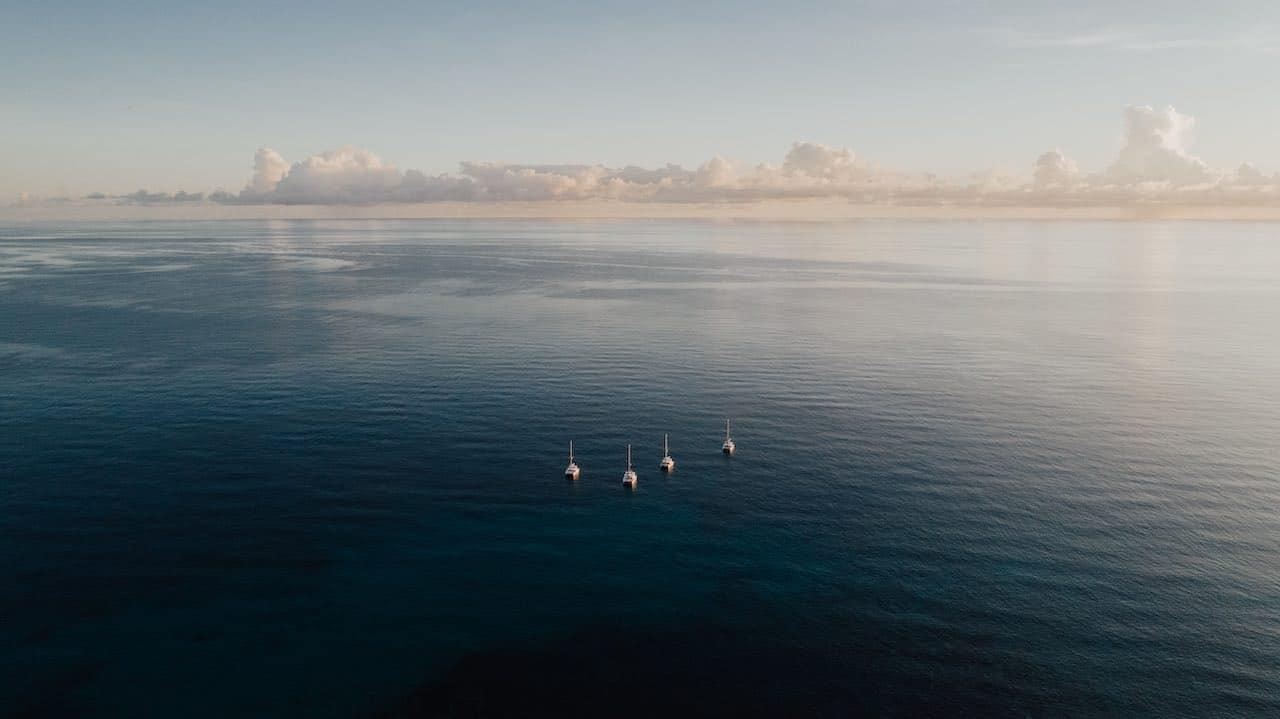 Tour du monde à la voile