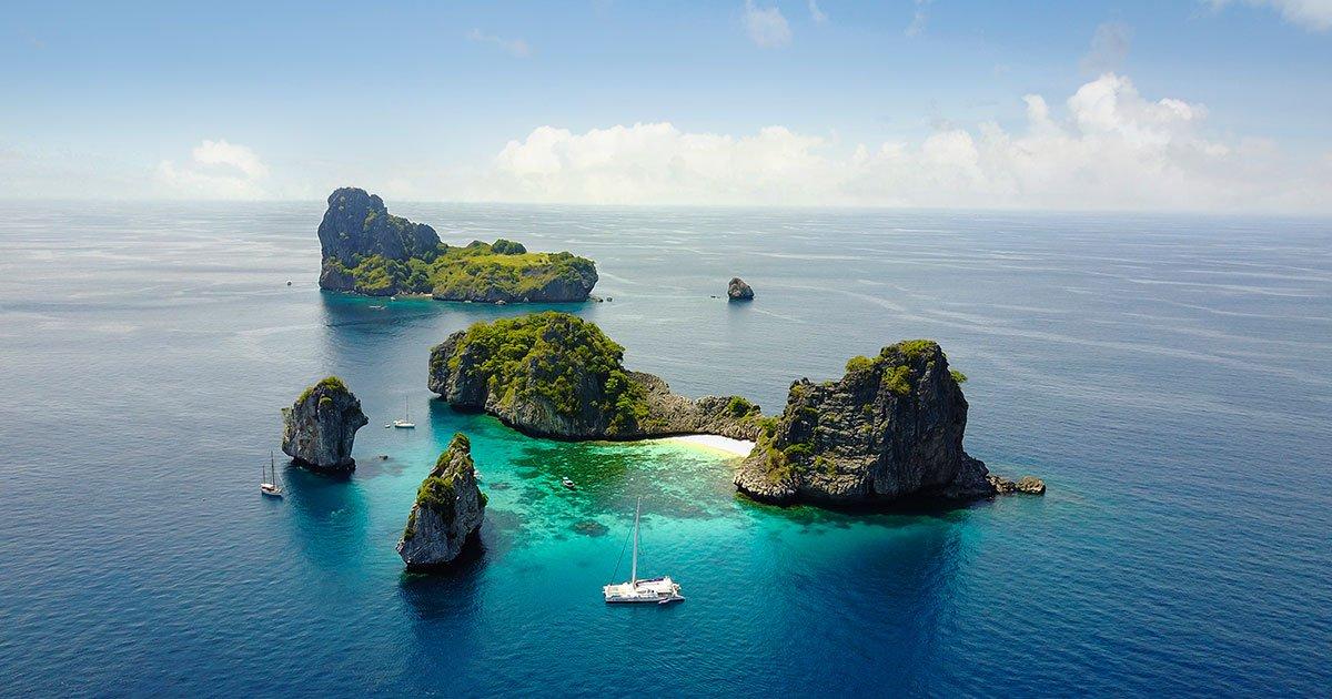 Croisiere Catamaran thailande