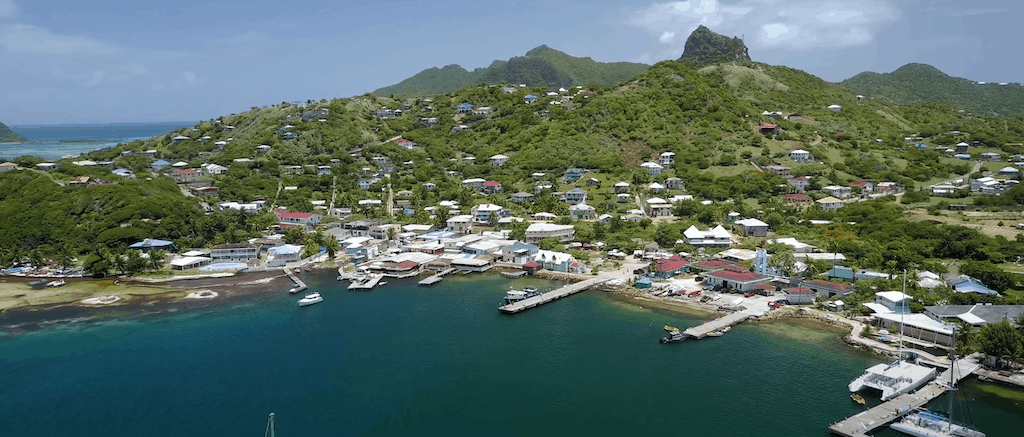 clifton Union Island