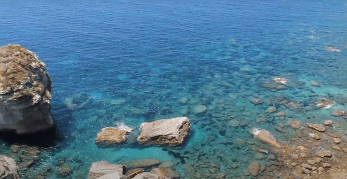 Plage de Sutta Rocca - Corse